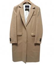 MACPHEE(マカフィー)の古着「チェスターコート」|ベージュ