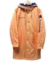 Supreme×CHAMPION(シュプリーム×チャンピオン)の古着「16aw STADIUM PARKA」 オレンジ