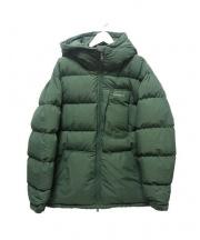 Patagonia(パタゴニア)の古着「Down Patrol Jacket」|グリーン