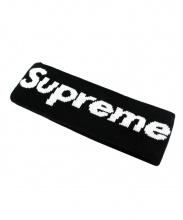 SUPREME×NEWERA(シュプリーム×ニューエラ)の古着「ヘアバンド」|ブラック