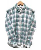 R.H.Vintage(ロンハーマンヴィンテージ)の古着「チェックネルシャツ」