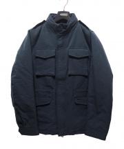 Woolrich(ウールリッチ)の古着「M65ジャケット」 ネイビー