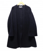 DRESSTERIOR(ドレステリア)の古着「ミーテループシャギーコート」 ネイビー