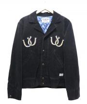 NEIGHBORHOOD(ネイバーフッド)の古着「ランチジャケット」|ブラック