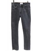ACNE STUDIOS(アクネ ストゥディオズ)の古着「5ポケットパンツ」