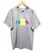 NOAH(ノア)の古着「プリントTシャツ」|グレー