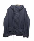 TEATORA(テアトラ)の古着「別注ハンタージャケット」|ネイビー