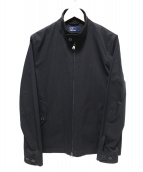 FRED PERRY(フレッドペリー)の古着「Shirt Harrington Jacket」|ブラック