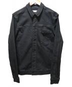 ALL SAINTS(オールセインツ)の古着「ジャケット」|ブラック