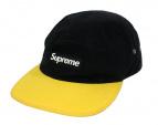 SUPREME(シュプリーム)の古着「ジェットキャップ」|イエロー×ブラック