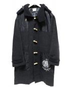 CASTELBAJAC(カステルバジャック)の古着「ナイロン切替コート」