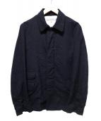 ordinary fits(オーディナリーフィッツ)の古着「ウールハーフコート」