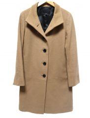 iCB(アイシービー)の古着「カシミヤ混コート」
