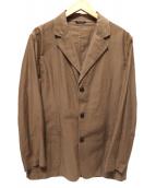 C.P COMPANY(シーピーカンパニー)の古着「3Bジャケット」|ブラウン