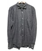COMME des GARCONS HOMME PLUS(コムデギャルソンオムプリュス)の古着「シャンブレーシャツ」