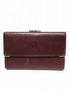Cartier(カルティエ)の古着「がま口財布」