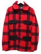 JOHNSON WOOLEN MILLS(ジョンソンウーレンマイルズ)の古着「ネルシャツジャケット」