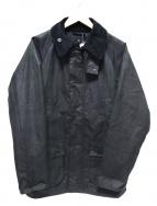 Barbour(バブアー)の古着「ブラックウォッチ柄オイルドジャケット」