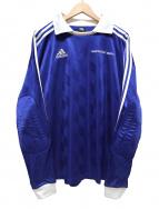 GOSHA RUBCHINSKIY × adidas(ゴーシャラブチンスキー アディダス)の古着「ゲームシャツ」