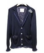 sacai(サカイ)の古着「ニットジャケット」