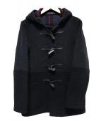 LONDON Tradition(ロンドントラディション)の古着「ダッフルコート」 ブラック