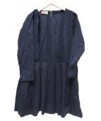 MARNI(マルニ)の古着「ギャザーワンピース」
