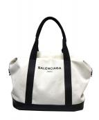 BALENCIAGA(バレンシアガ)の古着「キャンバスボストンバッグ」