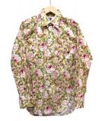 Engineered Garments(エンジニアド ガーメンツ)の古着「花柄シャツ」