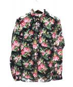 Engineered Garments(エンジニアードガーメンツ)の古着「花柄シャツ」