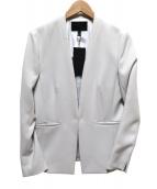 iCB(アイシービー)の古着「ノーカラージャケット」