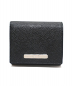 agnes b voyage(アニエスベーボヤージュ)の古着「2つ折り財布」