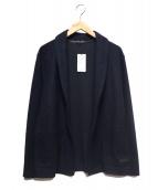 BLACK LABEL CRESTBRIDGE(ブラックレーベルクレストブリッジ)の古着「ウールジャケット」|ネイビー