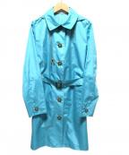 MACKINTOSH PHILOSPHY(マッキントッシュ フィロソフィー)の古着「ナイロンコート」|ブルー