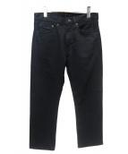 orSlow(オアスロウ)の古着「デニムパンツ」 ブラック
