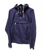 Battenwear(バテンウェア)の古着「アノラックパーカー」|ネイビー