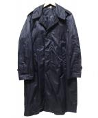 US NAVY(ユーエス ネイビー)の古着「ナイロンコート」