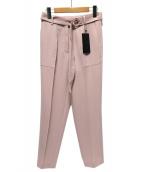 iCB(アイシービー)の古着「テーパードパンツ」 ピンク