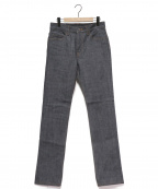 STABILIZER GNZ(スタビライザージーンズ)の古着「0-12デニムパンツ」|インディゴ