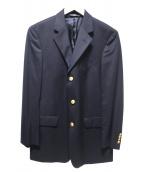 Brooks Brothers(ブルックスブラザーズ)の古着「金ボタンジャケット」 ネイビー