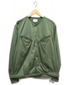 MANUAL ALPHABET(マニュアルアルファベット)の古着「ジャケット」|グリーン