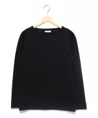 Rags McGREGOR(ラグス マクレガー)の古着「カシミヤニット」|ブラック