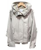 ef-de(エフデ)の古着「ジップアップジャケット」|ベージュ