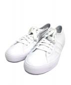 adidas(アディダス)の古着「MATCHCOURT RX」|ホワイト