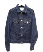 YAECA(ヤエカ)の古着「デニムジャケット」|インディゴ