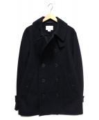 nanamica(ナナミカ)の古着「WINDSTOPPER PEA COAT」|ネイビー