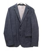 JOSEPH HOMME(ジョセフ オム)の古着「テーラードジャケット」 ネイビー