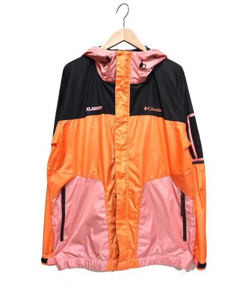 X-LARGE×Columbia(エクストララージ×コロンビア)X-LARGE×Columbia (エクストララージ×コロンビア) パブロフロードジャケット サイズ:L PM3776 定価18.000円+税の古着・服飾アイテム