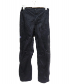 finetrack(ファイントラック)の古着「ナイロンパンツ」 ブラック