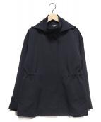 LAUTRE AMONT(ロートレアモン)の古着「極軽コート」|ネイビー