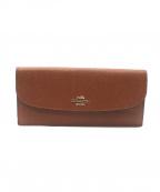 COACH()の古着「財布」|ブラウン